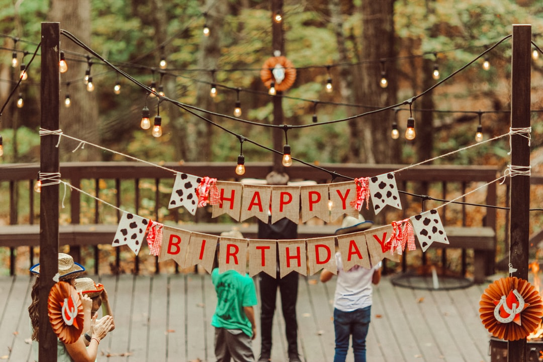 fete anniversaire