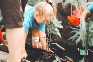 Faites du jardinage en famille ce printemps !