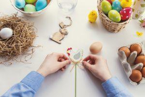 Comment profiter de Pâques à la maison ?